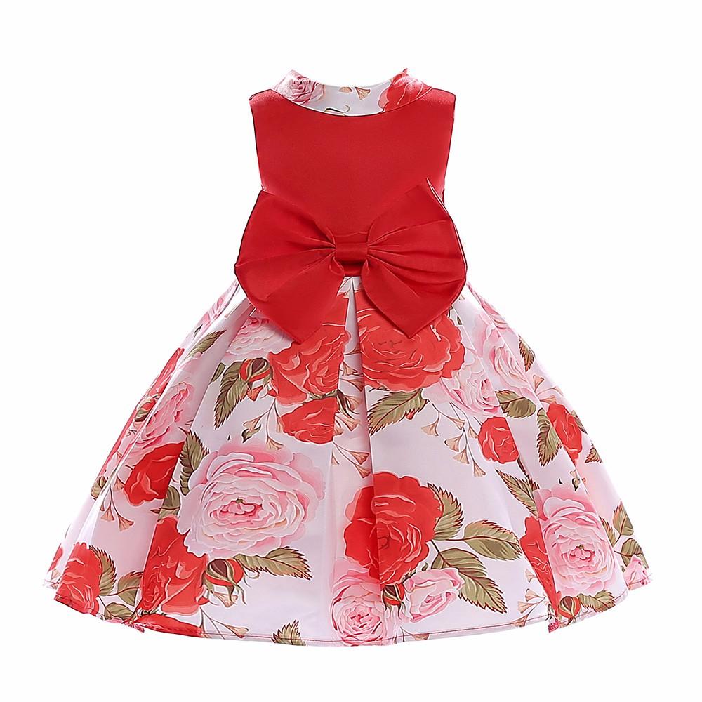 Venta al por mayor vestidos de niña damas de honor-Compre online los ...