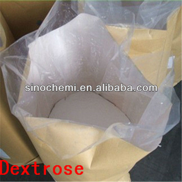Factory Supply High Quality Monohydrate and Anhydrous Dextrose Food Grade