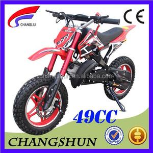 Kids Cheap Mini Moto 50cc Dirt Bike