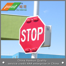 made in china products solar street signs meanings