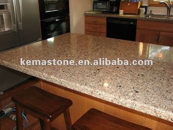 Prefab Man Made Granite Countertops