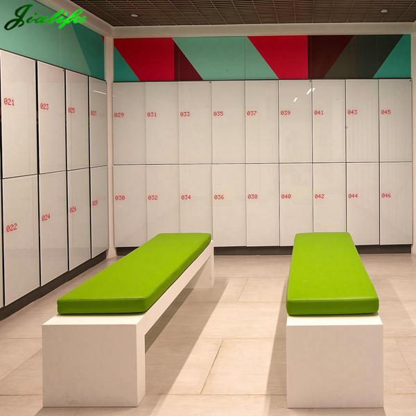 Waterproof Hpl Swimming Pool Changing Room Locker Used Product On Alibaba