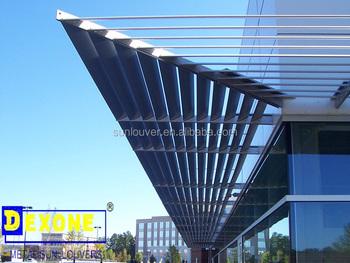 Building Window Louver Aluminum Sunshades Buy Sunshades