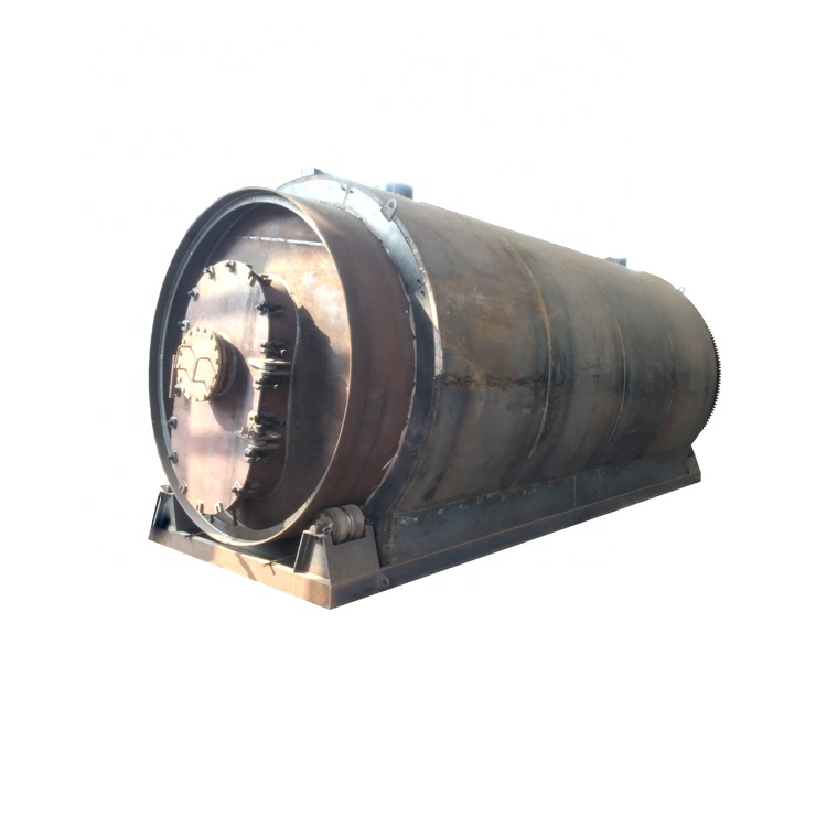 Easy To Operate Lowest Price Of Tyre Pyrolysis Plant Recycling Used Tires  To Fuel Oil - Buy Used Tyre Recycling Pyrolysis Plant,Waste Rubber  Pyrolysis