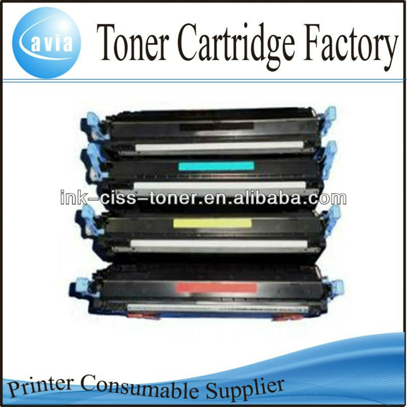 printer toner cartridge Q6460A used for laser hp copier
