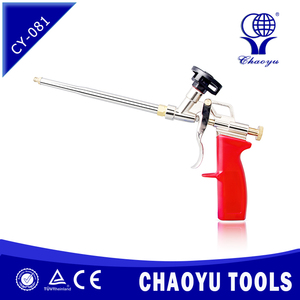 CY-081 Hot Teflon patented polyurethane injection gun foam gun civil construction tools