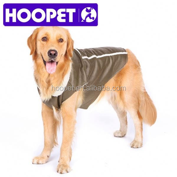 Hoopet Big Dog Winter Clothes Dog Coats For Large Dogs