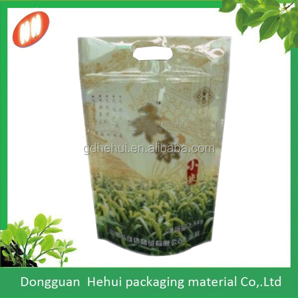 New packaging products zip lock compound cheap aseptic pouch