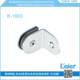 New Kaier factory price Superb elliptical stainless steel glass clamp
