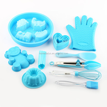 Silicone Bakeware and Pastry Tools Set