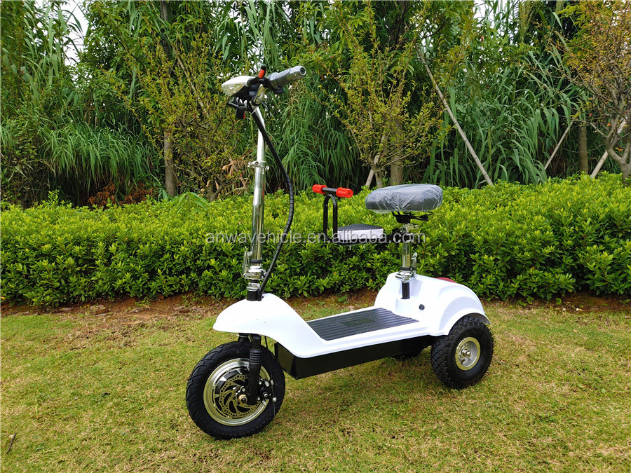 500 w 3 Wiel Zappy Scooter