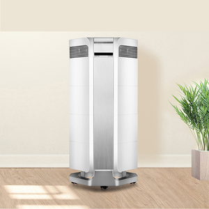 Wholesale odor smoke dust cleaner smart machine home hepa filter air purifiers