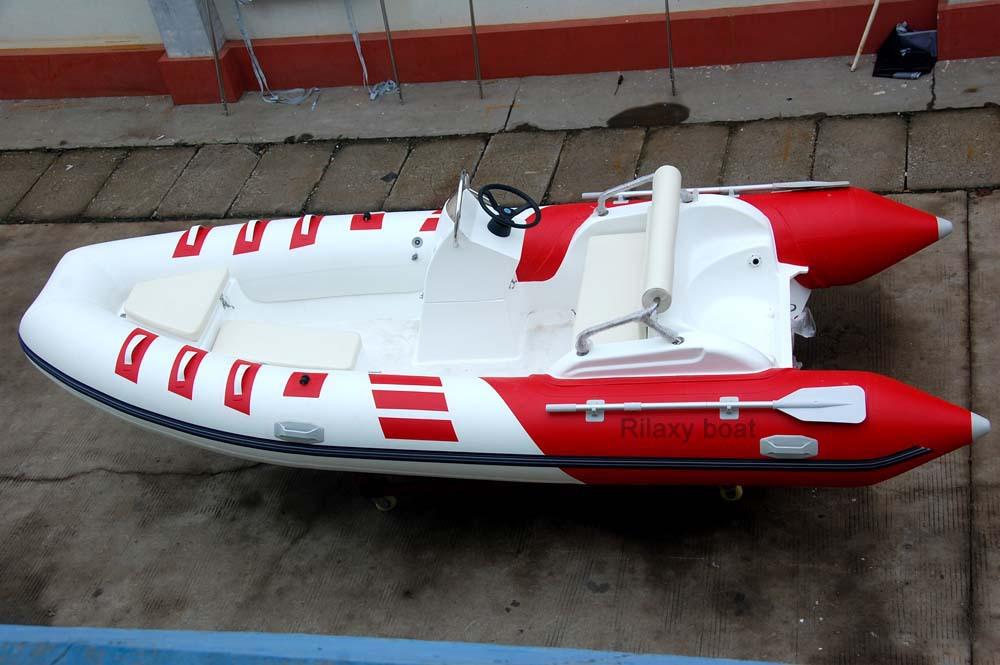 Inflatable Rib Dinghy