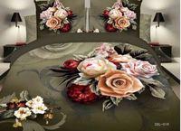 Luxury Fancy 1000 Thread Count Egyptian Cotton Cartoon Bed Sheet