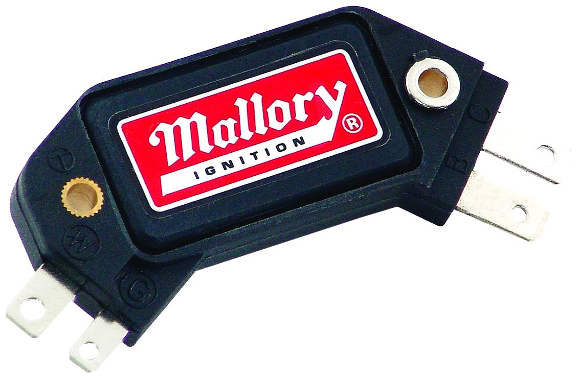 Mallory Unilite Distributor Parts