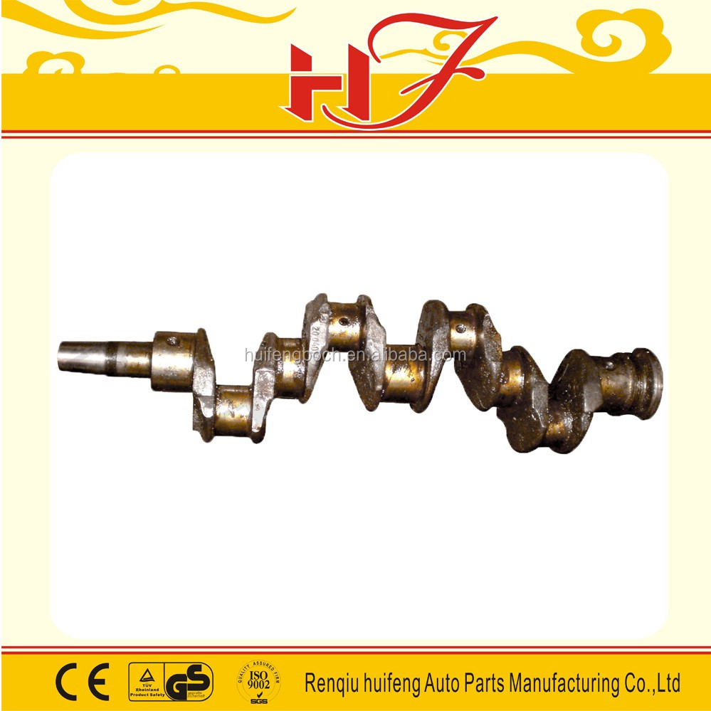 2017 new item fast supplier vw crankshaft for Russia mtz tractor