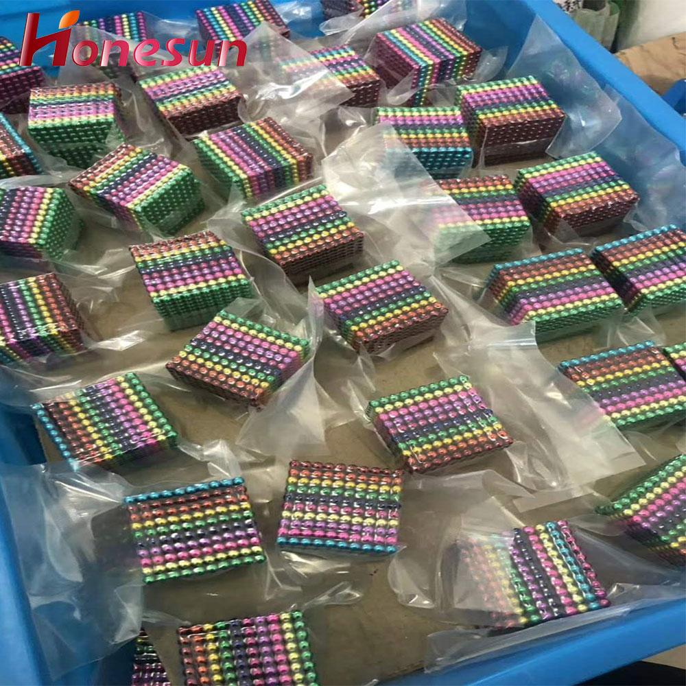 N50 neodymium magneet magnetische ballen