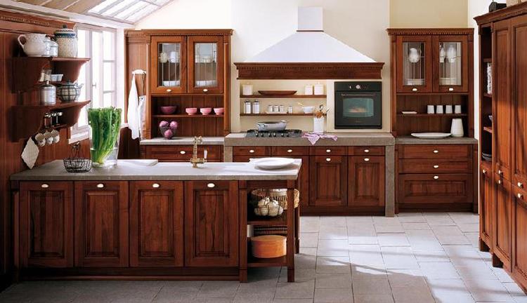 Professional Design Solid Wood Kitchen Cabinet Kitchen For Sale ...