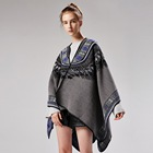 new design winter jacquard international women kashmir shawl