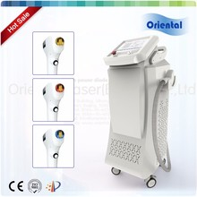 Manufacturer 808 diode laser hair removal salon equipment for Dubai