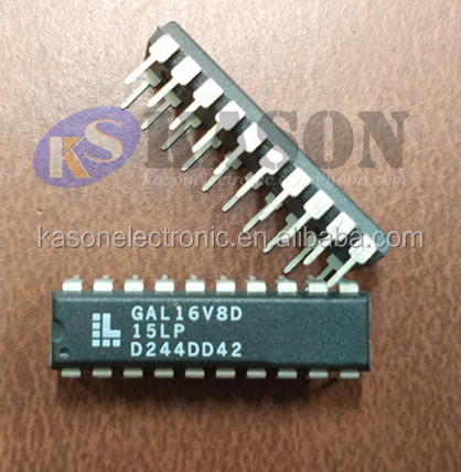 Lattice Semiconductor GAL16V8D-7LP Integrated Circuit MAKE
