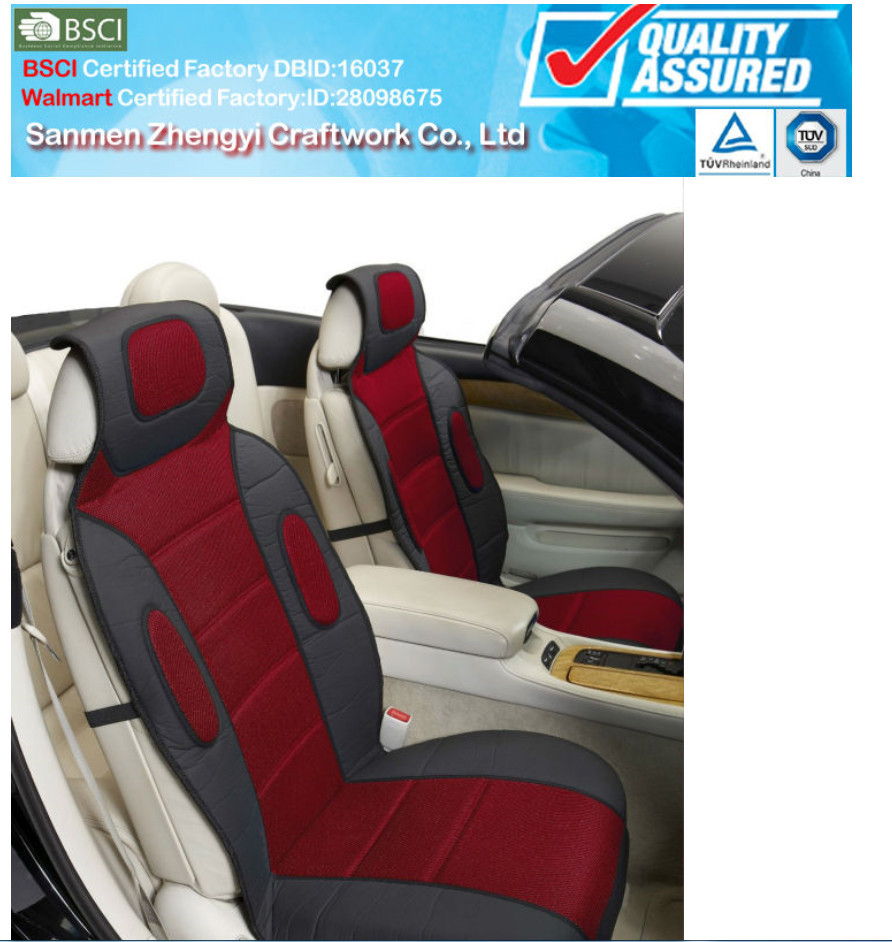 Sport Mesh Padded Car Seat Cover