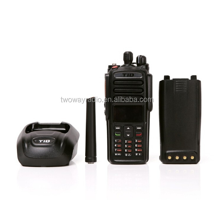 Two way radio Td-9800 vhf/uhf dmr radio hytera