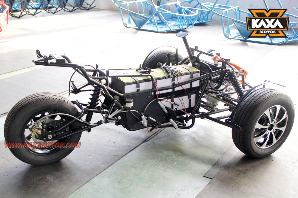 Electric 3 Wheel ATV 7kW