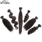 Top Sales Virgin Original Intact Cuticle Aligned Human Hair Extensions And Bundles