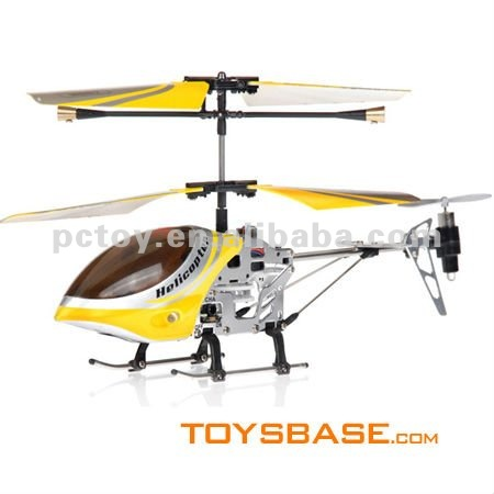 777-112 New Toy 3ch Falcon Rc Helicopter Gyro