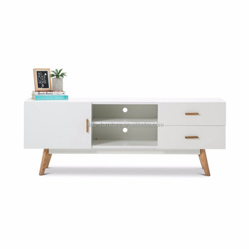 Living Room new model  scandinavian modern MDF wooden TV stand