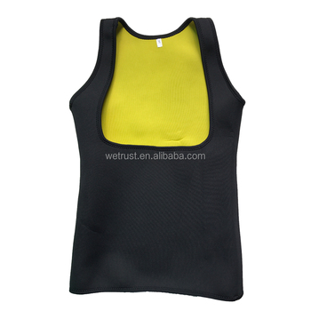 Waist-Trimmer Slimming Shirt Waist Trainer Belt and Hot Body Shaper Slimmer Belts Cami Shapers