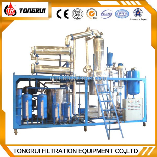 Chinese imports wholesale used mobil oil recycling machine top selling products in alibaba