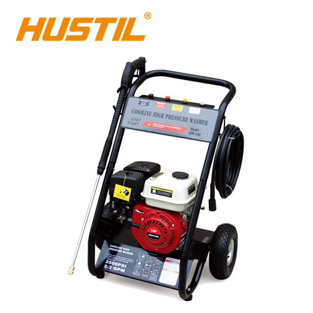 6.5HP 2500psi Power Tools GX200 Gasoline Engine High Pressure Washer
