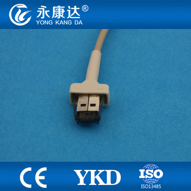 compatible GE CAM 14 Coiled Patient Cable for MAC 5000 / 5500 Resting ECG System