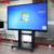 China goedkope prijzen 82 inch smart board interactive whiteboard geen projector draagbare touch screen slimme interactieve whiteboard