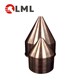 Customized Precision Deep Stamping Sheet Metal Spinning Solid Metal Cone