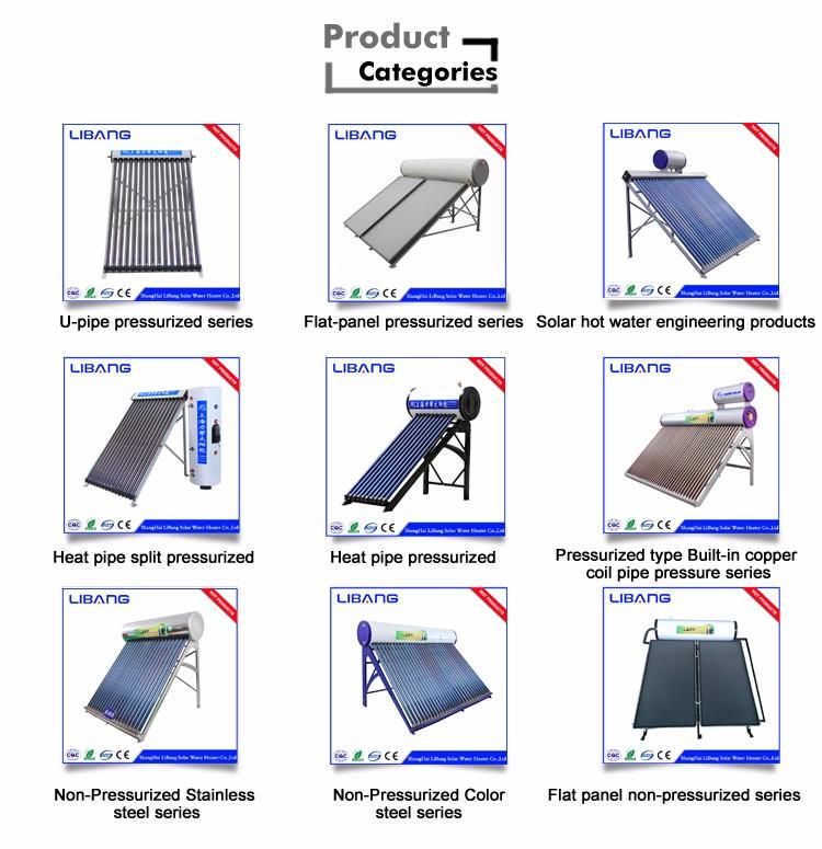 Low Maintenance High Tech Solar Water Heater Brand Names