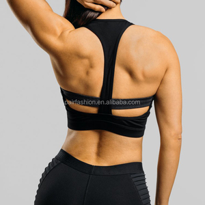 Top Sale Light Sports Bra, Custom Blank Sports Bra, Padded Sports Bra China Supplier