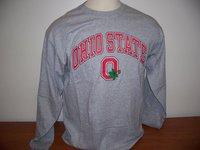 ohio state university long sleeve t shirt