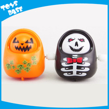 Novelty Halloween Promotional Toys Wind up Nodding Doll