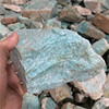 Natural Rock Amazonite Stone Crystal Rough Stone