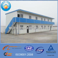 economic prefabricated house for office, rental hotels, vacation house