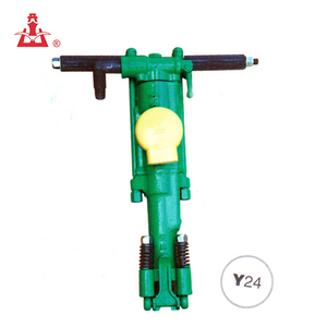 Newest 2014 China hot selling pneumatic rock drill/jack hammer y24