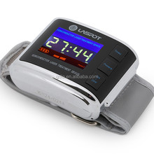 hot sell Daily healthcare low level laser therapy watch for acupuncture point to treat high blood glucose
