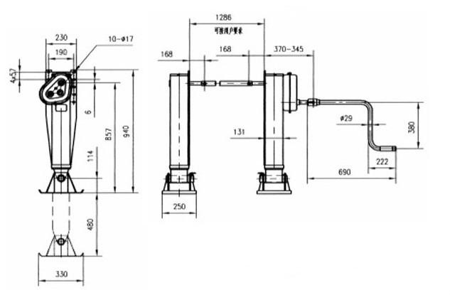 semi truck parts diagram