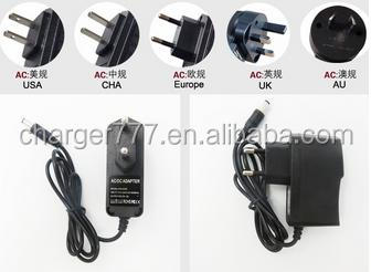 HOT 12v 1a ac 220v to dc 12v adapter 12v 1a power supply 12v1a 12w led power adapter