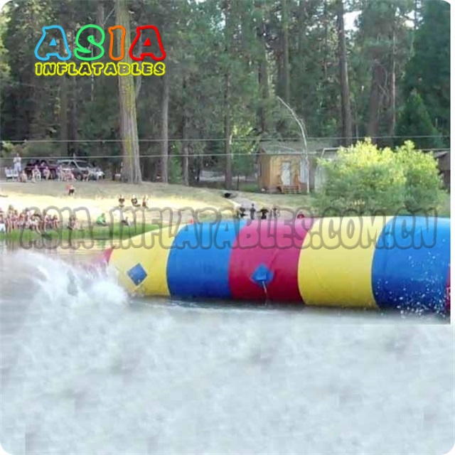 Factory outlet inflatable water catapult blob/ Inflatable Jumping Pillow, Inflatable Water Blob for advertising