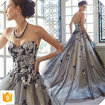 Hot Sale Factory Custom Made Tulle Ball Gown Wedding Dress Chic ...