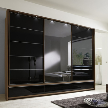 Modern Black Mirrored Armoire Wardrobe Bedroom Furniture Bedroom - Buy  Modern Design Bedroom Furniture Wardrobe,Mirrored Wardrobe  Bedroom,Furniture ...
